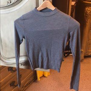 Hollister Mock shirt